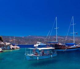 Mavi yolculuk Fethiye