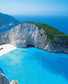 Yunan Adaları Mavi Yolculu