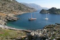 Yunan Adaları Mavi Yolculuk