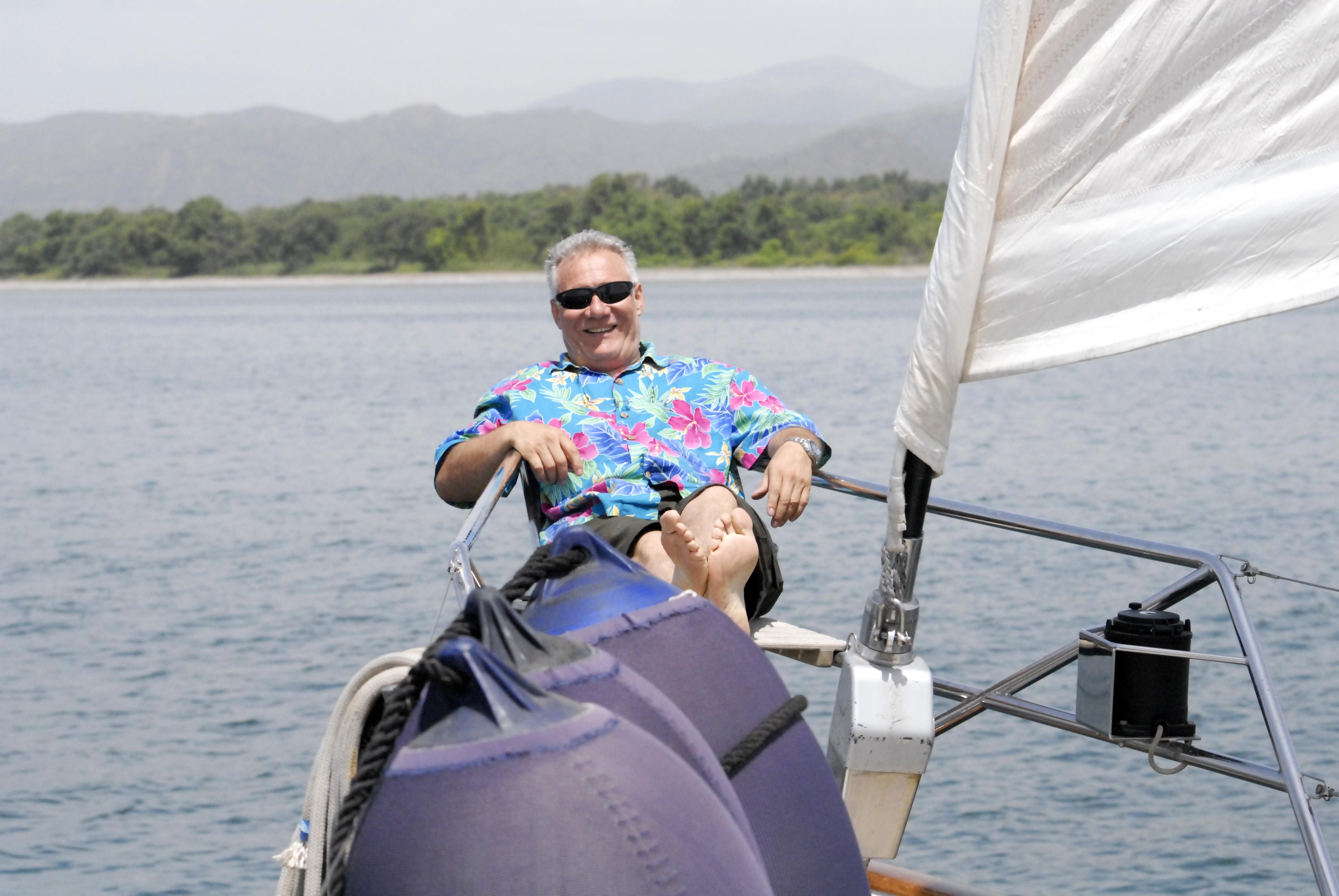 yacht charter questio