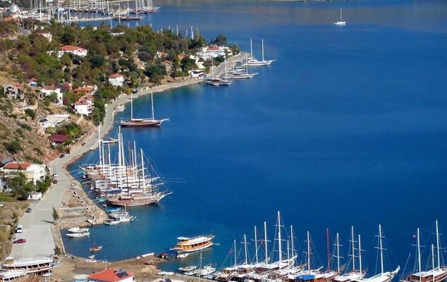 Bozburun yacht marine