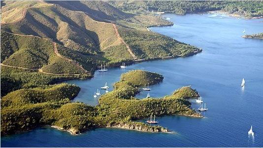 British-harbor-gokova-bay