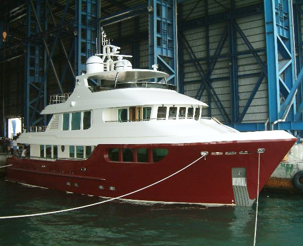 motor-yacht constructions