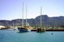yacht marine antalya