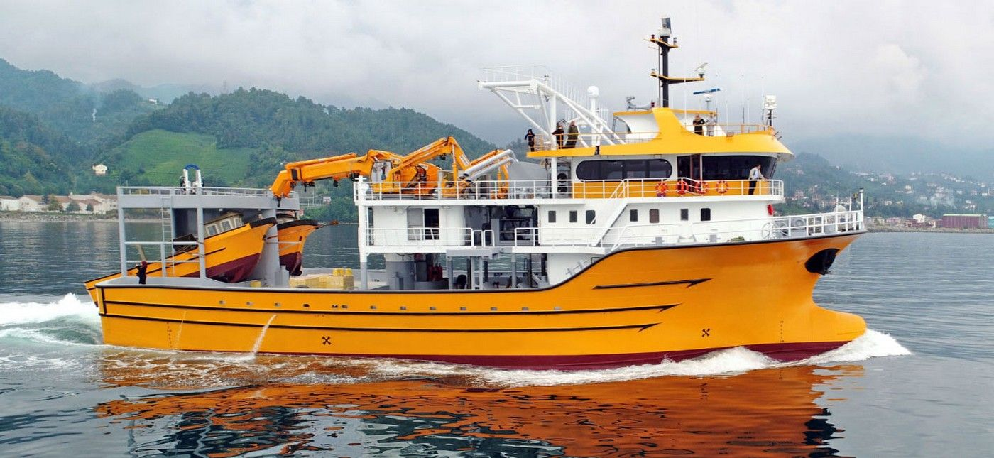 Fishing Vessels For Sale