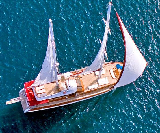 Private yacht charter Bodrum