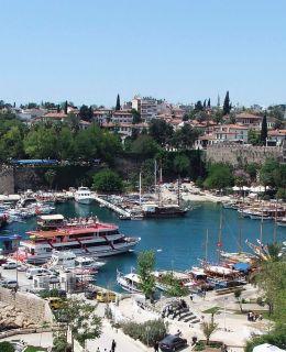 Antalya yacht marine
