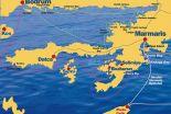 bodrum gokova map