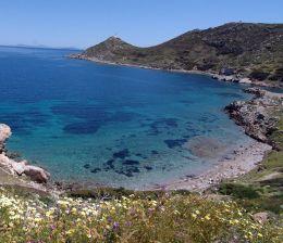 Datca Kinidos bay