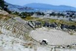 Date amphitheater bodrum