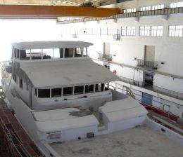 yacht building