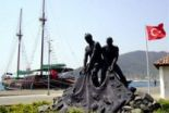 marmaris yacht marine sea side
