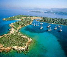 sedir-island