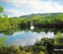 seven islands bay Gokova