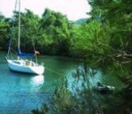 seven islands Gokova