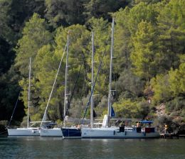 Yacht-Charter Gocek