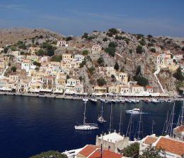 yacht charter greek