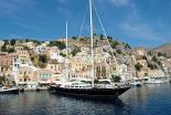 yacht charter symi