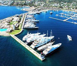 yalıkavak yacht marin Bodrum