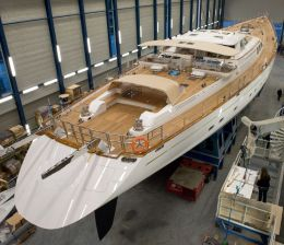 Sailingyacht Building