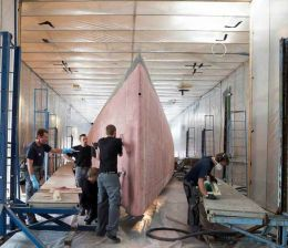 Sailing Yacht Building