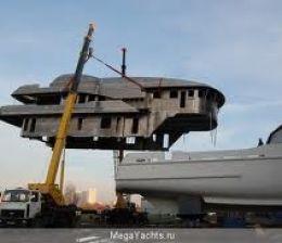 megayacht building