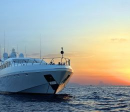 information about yacht charter
