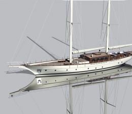 sailing-yacht Design