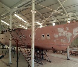 40 m Yacht Design master