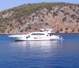 Blue Cruise Bodrum