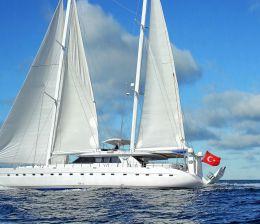 yacht-charter bodrum
