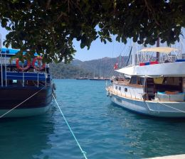 Yacht Charter-in Fethiye