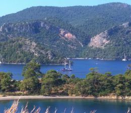 Yacht Charter-in-Fethiye