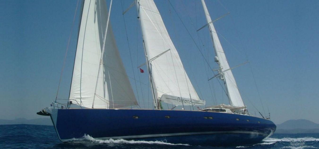 SY Rosinante Sailing Yacht