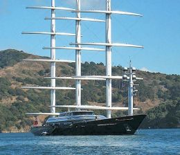Megayacht Buildin