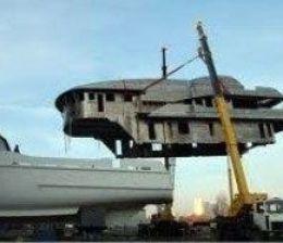 Megayacht-Buildin