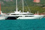 Megayacht Service And Bunkering
