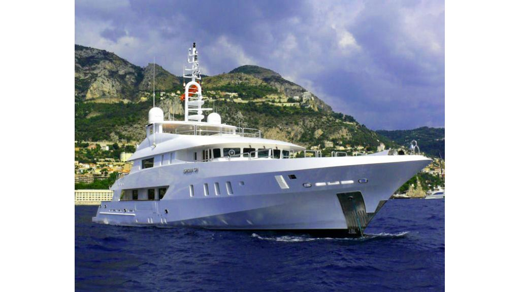 Dream On motoryacht picture (1)