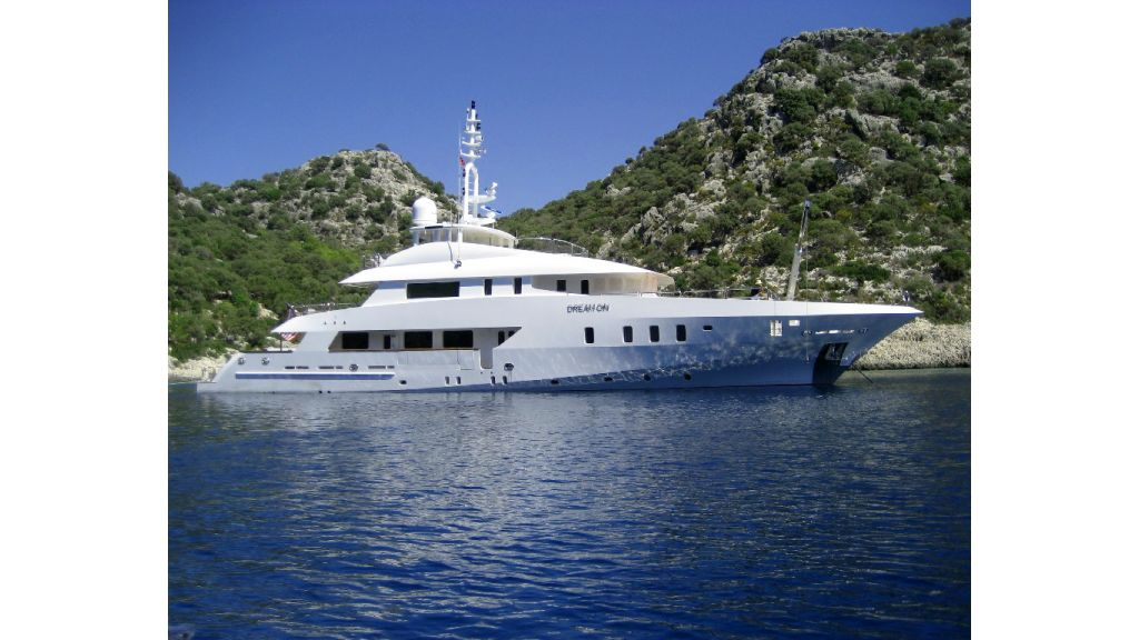 Dream On motoryacht picture (3)