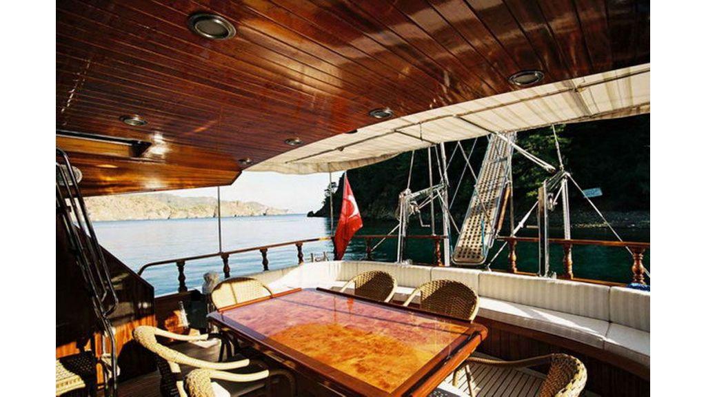 21 m luxury gulet for sale (10)