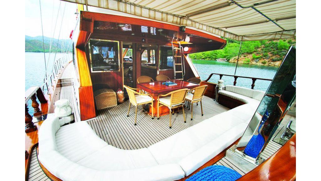 21 m luxury gulet for sale (16)