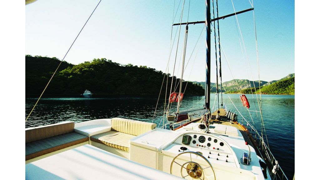 21 m luxury gulet for sale (2)