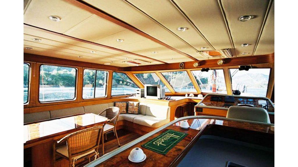 21 m luxury gulet for sale (5)