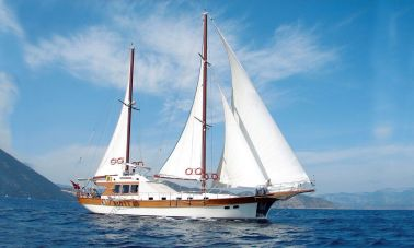 21 m luxury gulet for sale-master