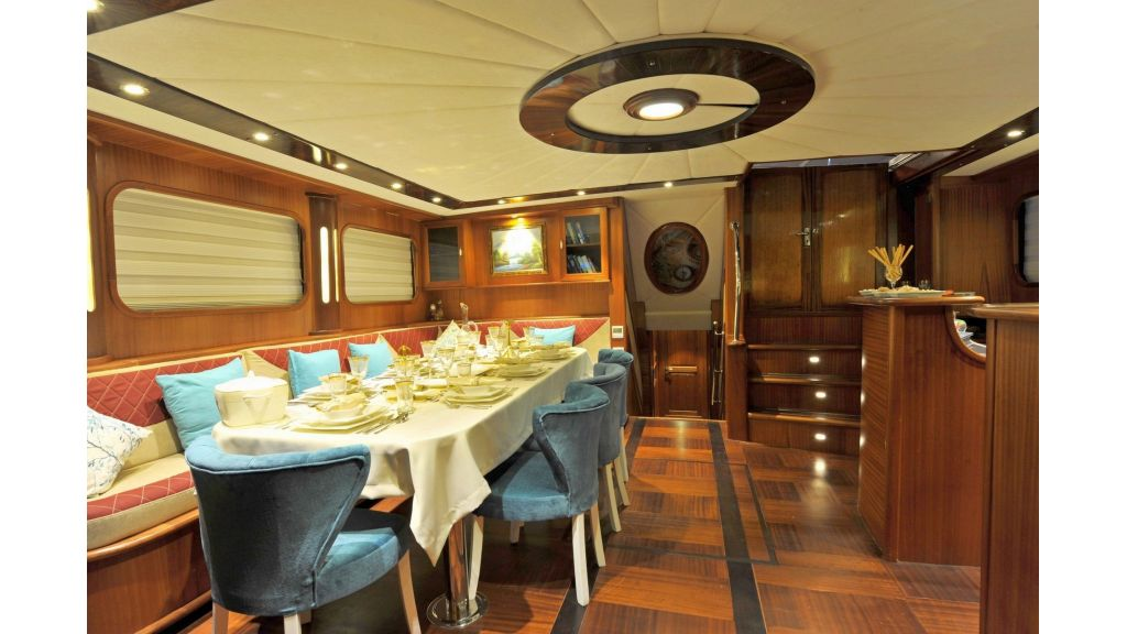 30m Charter Gulet for Sale (28)