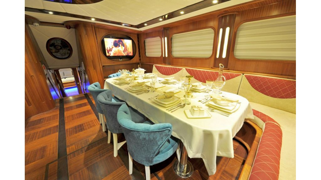 30m Charter Gulet for Sale (3)