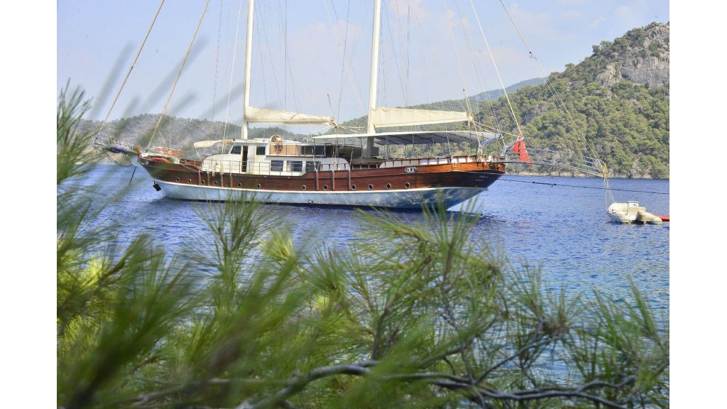 30m Charter Gulet for Sale (60)