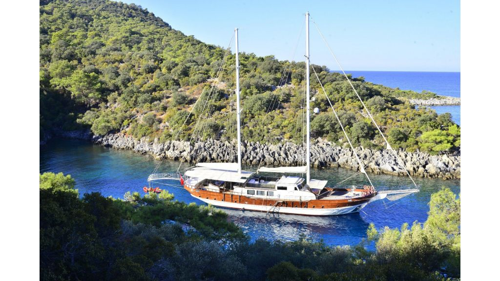 30m Charter Gulet for Sale (64)