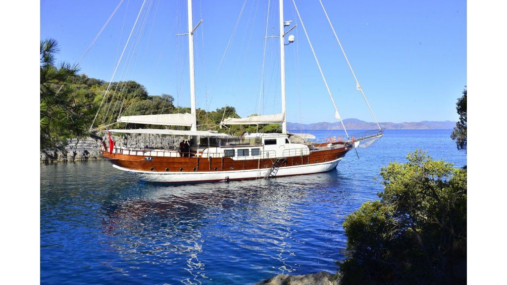 30m Charter Gulet for Sale (65)