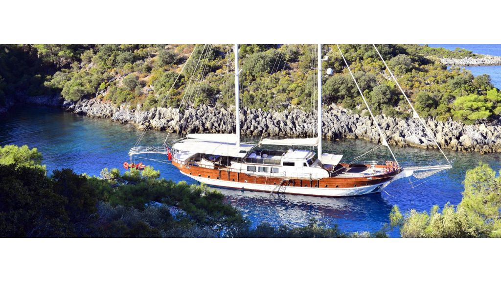 30m Charter Gulet for Sale